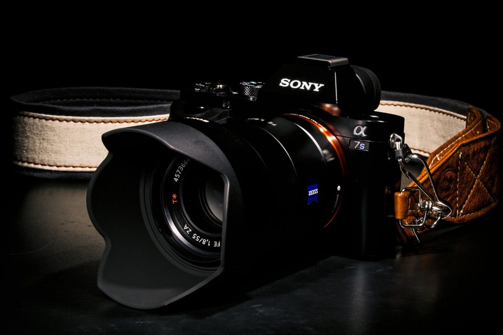 video and photography equipment